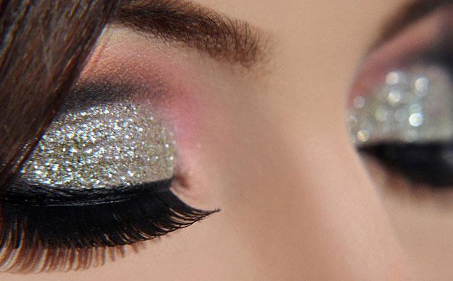 Make-up-glitterato-idee-Capodanno-2017